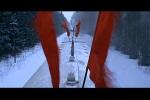 Frio do rigoroso inverno russo