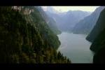 Lindas paisagens de Salzburg