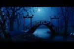 Passam por uma ponte