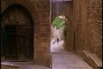 Charmosas ruas de pedra