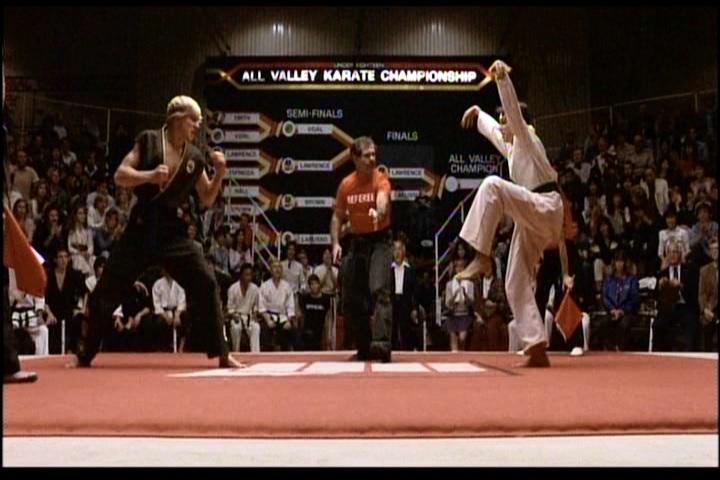 Resultado de imagem para karate kid a hora da verdade