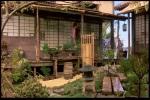 Casas tipicamente japonesas