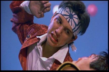 Karate Kid II - A Hora da Verdade Continua foto 2