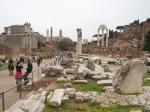 Ruínas da antiga cidade