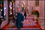 Chegada do garoto ao hotel