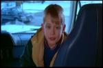 Kevin está no veículo