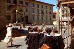 Belo centro histórico de Arezzo