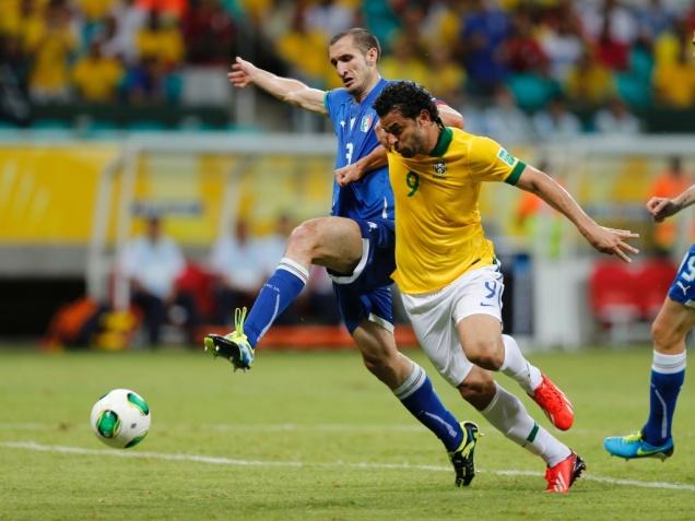 Brasil x Itália CdC 2013