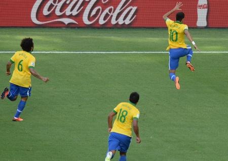 Brasil x Mexico 2013