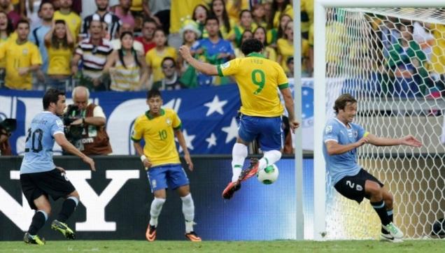 Brasil x Uruguai 2013