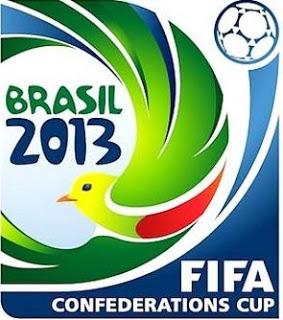 Logomarca da Copa das Confederações 2013