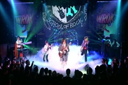 Escola de Rock foto 2