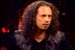 Guitarrista Kirk Hammett