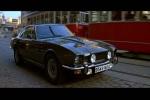 Volta do estiloso Aston Martin
