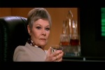 Judi Dench assume o papel de M
