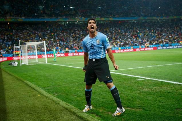 Uruguai x Inglaterra