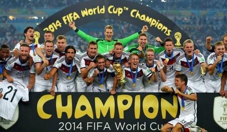 Alemanha Campeã da Copa 2014