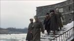 Rússia dominada pelo branco da neve