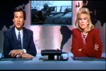 Notícias no telejornal