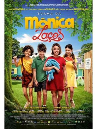 turma-da-monica-lacos-poster