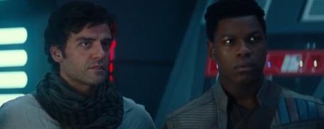 Poe e Finn