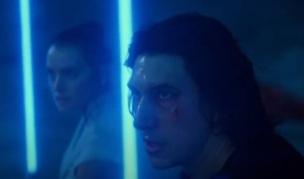 Rey e Kylo